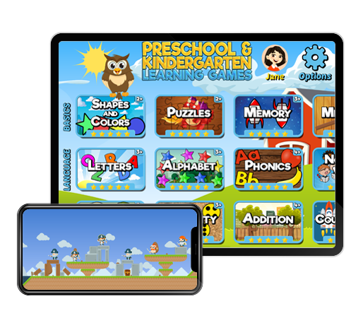 Rosimosi Educational Games For Kids